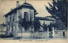 Salles - Les Charmettes - Salles