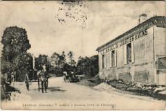 Fronsac - Arrivée a Fronsac - Fronsac