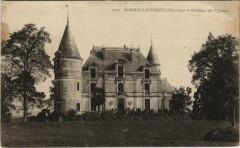 Bommes-Sauternes - Chateau du Vigneau - Bommes