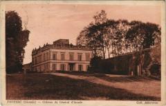 Fronsac - Chateau du Général d'Amade - Fronsac