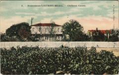 Donnissan-Listrac-Médoc - Chateau casse - Listrac-Médoc