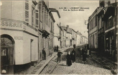 Lotmont-Rue du Carbon Blanc - Carbon-Blanc