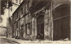 La Reole-Sous Préfecture - La Réole