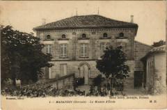 Maransin-La Maison d'Ecole - Maransin