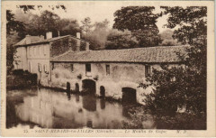 Saint-Medard en Jalles-Le Moulin de Gajac - Gajac