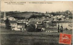 Le Tourne-Vue générale et coteaux de Tabanac - Tabanac