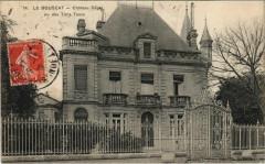 Le Bouscat-Chateau Ségal ou des Trois Tours - Le Bouscat