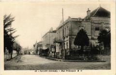 Aquitaine Gironde Salles Rue Principale - Salles