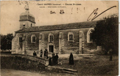 Vayres Eglise Saint-Jean - Vayres