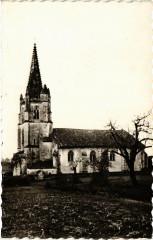 Lamothe Landerron L'Eglise Saint-Martin - Lamothe-Landerron