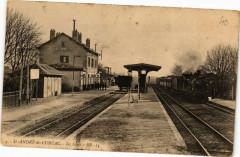 Saint-Andre-de-Cubzac - La Gare - Saint-André-de-Cubzac