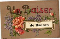 Un Baisier de Rauzan - Rauzan