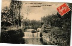 Beautiran-Castres (Gironde) - Chutes du Guamont - Beautiran