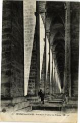 Cubzac-les-Ponts-Voutes du Viaduc des Piétons - Cubzac-les-Ponts