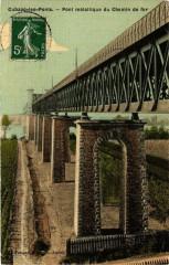 Cubzac-les-Ponts-Pont métallique du Chemin de fer - Cubzac-les-Ponts