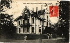 Cenon-Chateau La Morlette - Cenon