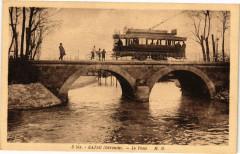 Bis - Gajac - Le pont - Gajac