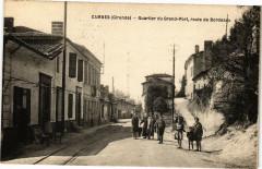 Cambes - QuARTIER Du Grand Port ROuTE De Bordeaux - Cambes