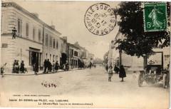 Saint-- denis - de - piles - La grand rue - Saint-Denis-de-Pile