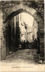 Saint-Macaire - Porte de rendesse - Saint-Macaire