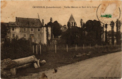 Casseneuil - Vieilles Maisons au Bord de la Lede - Casseneuil