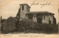 Fregimont - Eglise de Fregimont - Frégimont