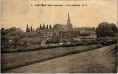 Galapian Vue générale - Galapian