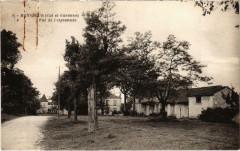 Monsegur Vue de l'esplanade Lot et Garonne - Monségur