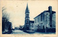 Saint-Sauveur de Meilhan L'Eglise Lot et Garonne - Saint-Sauveur-de-Meilhan
