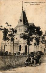 Laroque-Timbaut - Chateau Le Roland - Laroque-Timbaut