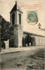 Lot-et-Garonne - Puymirol - Eglise (Xii.s.) construite par Raymond - Puymirol