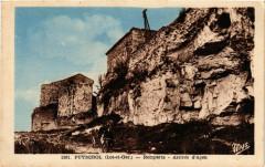 Puymirol (Lot-et-Gar.) - Remparts - Arrivée d'Agen - Puymirol