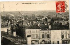 Sainte-Bazeille-Vue générale - Sainte-Bazeille