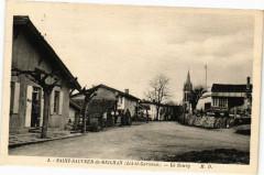 Saint-Sauveur-de-Meilhan-Le Bourg - Saint-Sauveur-de-Meilhan