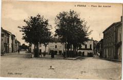 Pujols-Place des Acacias - Pujols