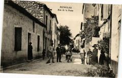 Monclar-Rue de la Poste - Monclar