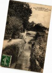 Lot-et Garonne-Sauveterre la Lemance-Un Coin de la Lemance - Sauveterre-la-Lémance
