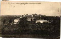 Lorette pres Sainte-Bazeille - Chais et propriete Belloc - Sainte-Bazeille