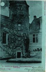 Lauzun - Tour du Chateau Ducal - Lauzun