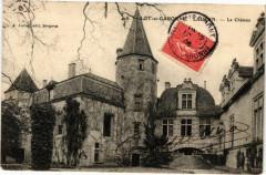 Lauzun - Le Chateau - Lauzun