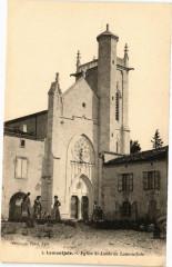 Lamontjoie - Eglise Saint-Louis de Lamontjoie - Lamontjoie