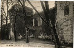 Estillac - Chateau de Montlue - Estillac