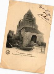 Eglise Romane de Clermont Dessous - Clermont-Dessous