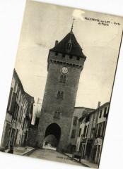 Villeneuve-sur-Lot-Porte de Pujols - Pujols