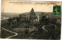 Env. de Port Sainte-Marie-Clermont-Dessous-Vue générale - Clermont-Dessous