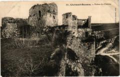 Clermont-Dessous-Ruines du Chateau - Clermont-Dessous
