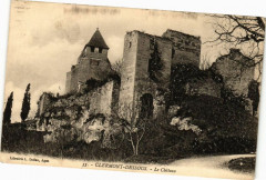 Clermont-Dessous-Le Chateau - Clermont-Dessous