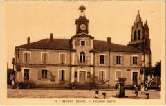 Sabres - Ancienne Mairie - Sabres