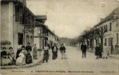 Castets - Castets-des-Landes - Avenue de Bordeaux - Castets