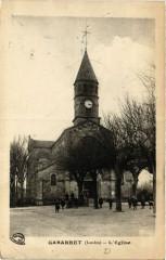 Gabarret - L'Eglise - Landes - Gabarret